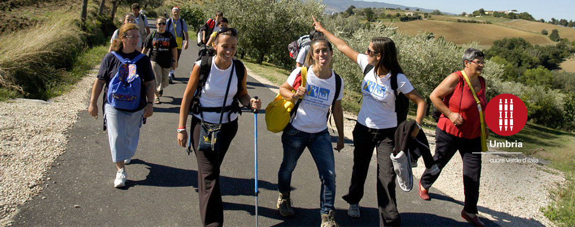 walking on the way of Francis pilgrims spiritual experience