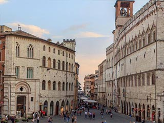 m perugia francis way roman way experience by bicycle
