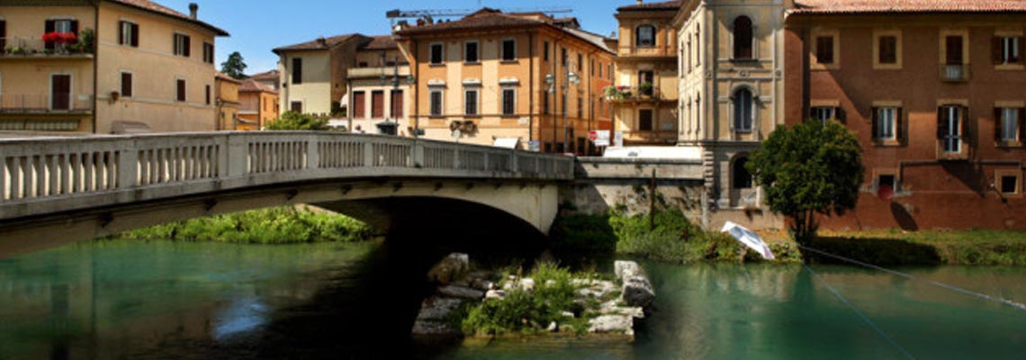 rieti by bike on southern route of francis