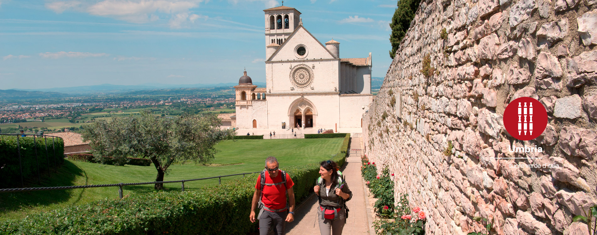 pilgrimage and meditation between valfabbrica and assisi with the bike