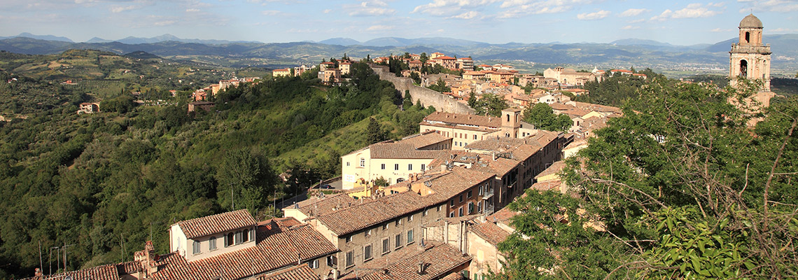 perugia the way of st francis pilgrimage to Assisi S8A