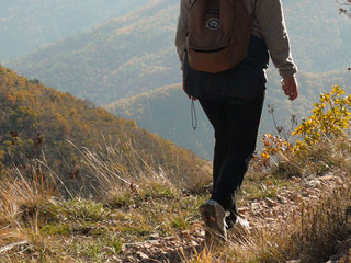 m franciscan itineraries walking trails the route of st francis assisi pilgrimage