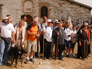 m Spiritual journey in the footsteps of St Francis of Assisi pilgrimage camino