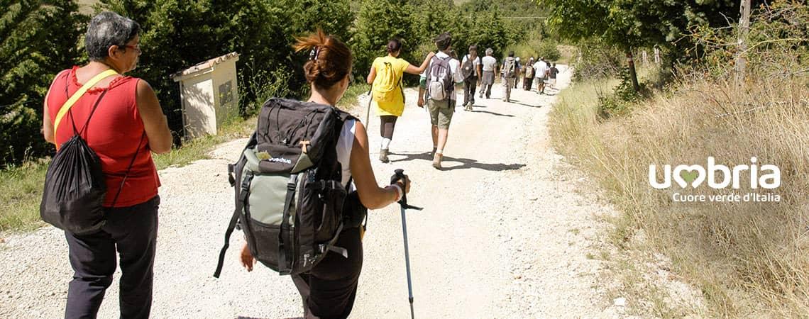 Alternative route through Terni stage 6c from Terni to Arrone