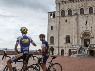 Stage 4 from Gubbio to Valfabbrica