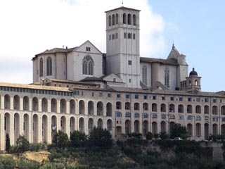 Stage 8 - from Trevi to Assisi